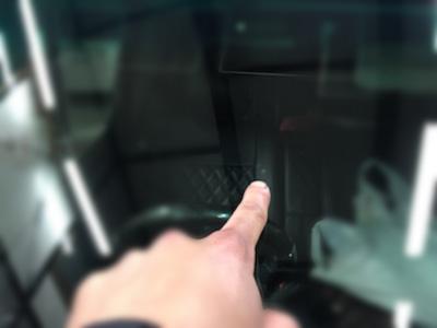 ピクシススペース フロントガラス 修理
