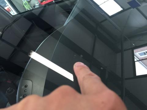 ノア フロントガラス 修理 ウインドリペア 飛び石