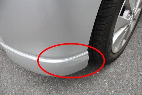 ワゴンR 修理 板金 塗装