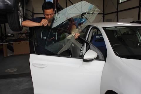 ゴルフ6 ガラス交換 フロントガラス修理
