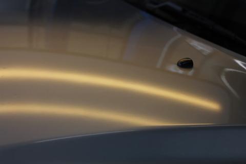ekワゴン ヘコミ 修理 デントリペア