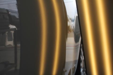 フィアット 500 ヘコミ 修理 デントリペア