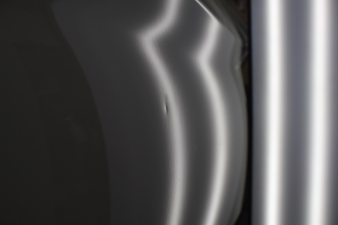 BMW 3 GT ヘコミ 修理 デントリペア ドア