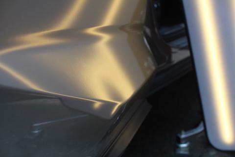 レクサス NX ヘコミ 修理 デントリペア ドア