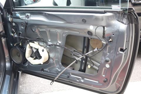 地震被害で車のヘコミ修理は、デントリペア!