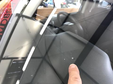 フロントガラスのヒビ・割れは、交換しなくてもウインドリペアで修理可能!