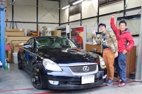 愛車のヘコミ修理は即日施工のデントリペアで査定士もわからない仕上がり!