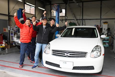 車の年内修理のご依頼殺到!12月のヘコミ修理はまだ間に合います!