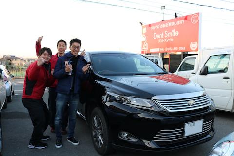 車のお悩み解決したお客様の笑顔、たくさんありがとうございました!