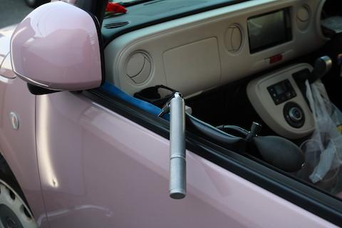 車の複数のヘコミ修理がたったの1時間!驚きの技術をご用意しております.