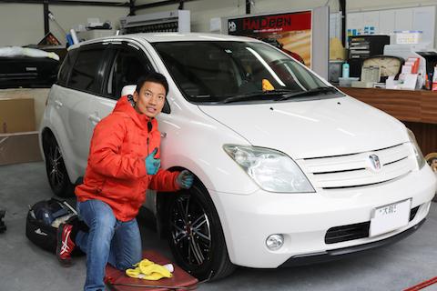 鈑金・塗装の前に一度確認ください。車のヘコミ修理はデントリペアで早くお得に直せるかも!!