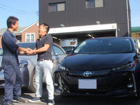 デントスマイルのウインドリペアは、100%車検合格と永久保証付き!