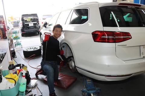 ピカピカで大事にしている愛車オーナー様も驚きの仕上がり!デントリペアの実力とは?