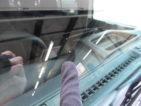 デントスマイルのフロントガラス修理のウインドリペアは永久保証!