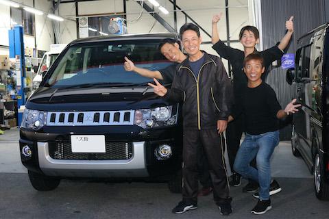 車のヘコミ修理、リピーター様に愛される技術をご用意しております!
