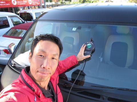 フロントガラスのヒビを伸ばさない、車検合格100%、綺麗に補修できるウインドリペア!