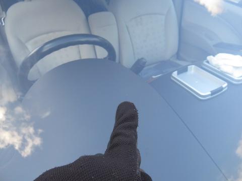 フロントガラスの欠け・割れ・ヒビ割れ、早期対応で即時修理で直します!