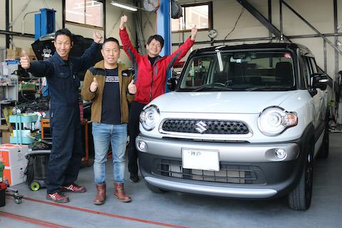 フロントガラス修理、永久保証・100%車検合格保証、修理後の安心をご提供します!