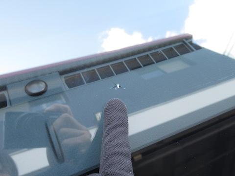 車のフロントガラスの異常・トラブルはご相談ください!