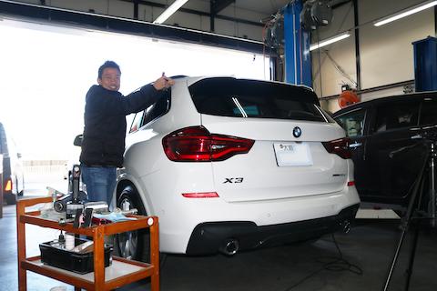 車の価値を守るヘコミ修理、デントリペアとは?