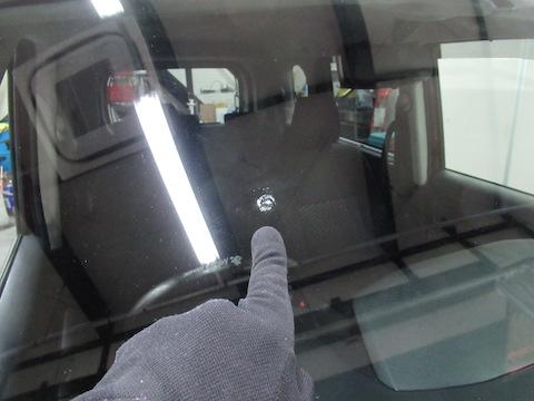 フロントガラスは交換するより修理で再生!費用を削減!