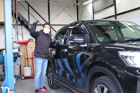 まだ知られていない、信じられない車のヘコミ修理があります!
