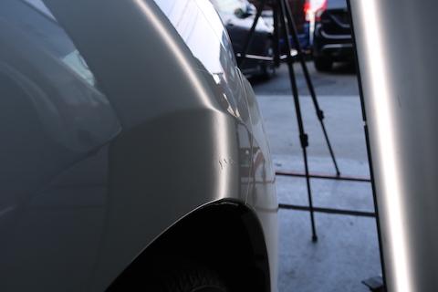 ヘコミ修理、2箇所目は半額でお安く、即日施工でスピード修理!