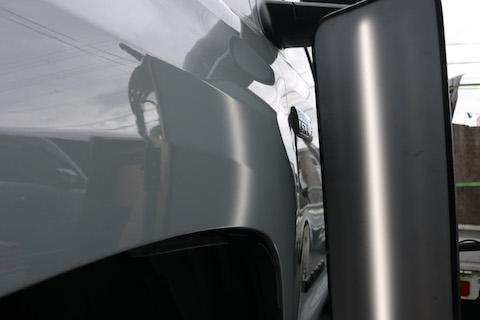 どんなお車でもデントリペアで塗装しないヘコミ修理!