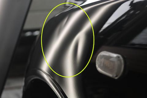 いろんなお車のヘコミ修理にデントリペアをご検討ください!
