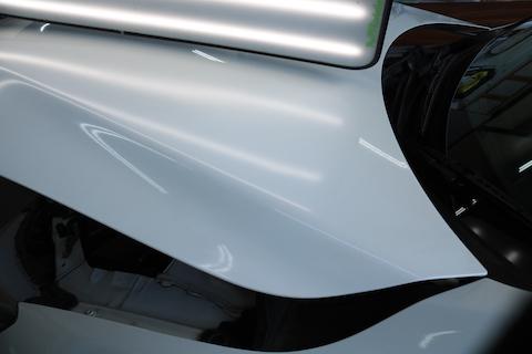 中古車で購入前からあったヘコミを8,000円〜直せる修理!