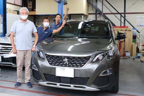 車にヘコミ修理、1カ所目8,000円〜、2カ所目から半額!
