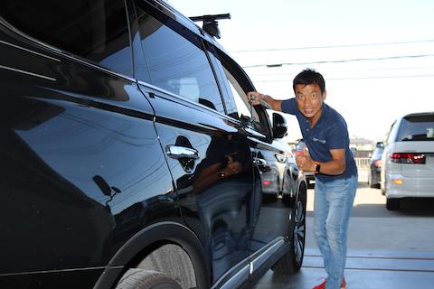 車のドアを当ててしまった時はデントリペアで解決!