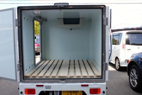 スズキ キャリー冷凍車