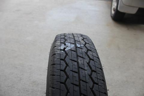 タイヤ パンク修理