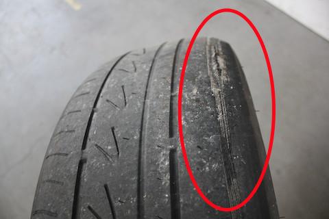 エルグランド 車検 タイヤ 交換