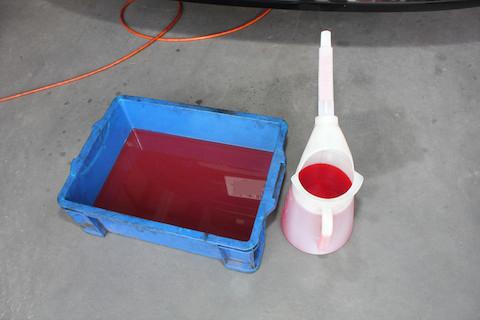 ヴォクシー 冷却水 交換