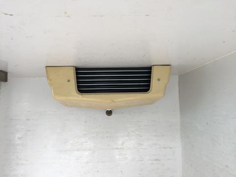 冷蔵冷凍車 温度センサー