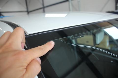 ワゴンR フロントガラス 交換