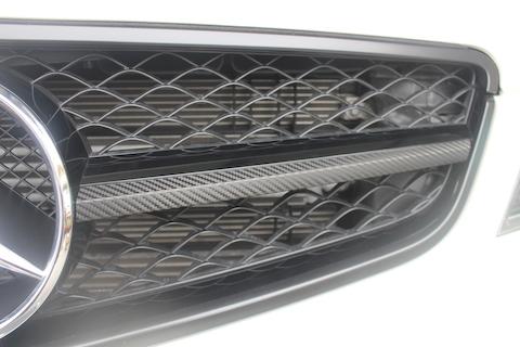 ベンツ C63 AMG のラッピング