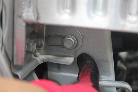 フロントバンパー 修正 修理