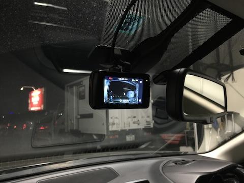ドライブレコーダー ケンウッド セキュリティ