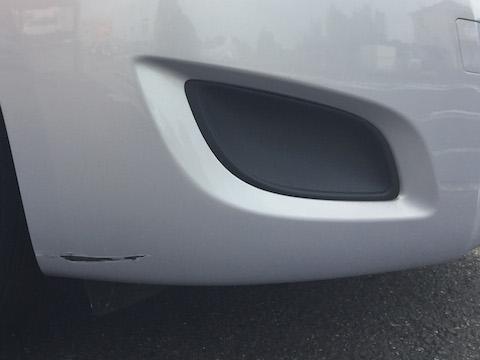 トヨタ ヴィッツ 板金・塗装