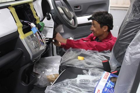 ドライブレコーダー 修理 保証