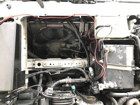 RX-8 エンジンチェックランプ コンピューター診断