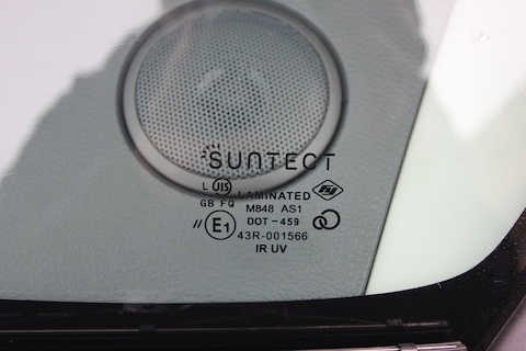 ワゴンR フロントガラス 交換 断熱