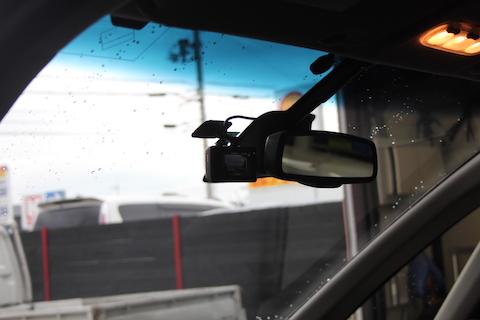 セレナ ドライブレコーダー