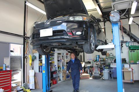 ストリーム 車検 整備