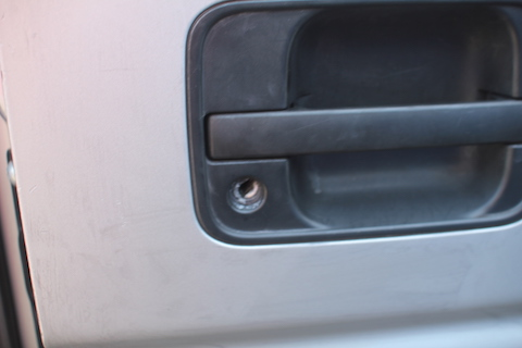 車上荒らし 鍵 交換