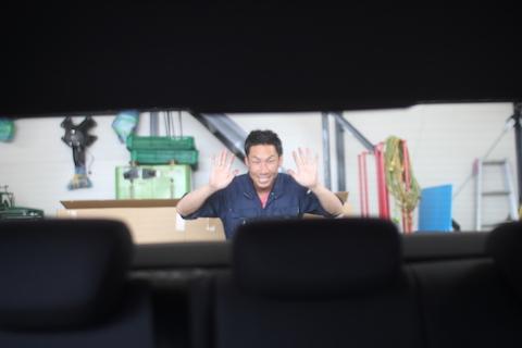 アウディ A3 新車 カーフィルム