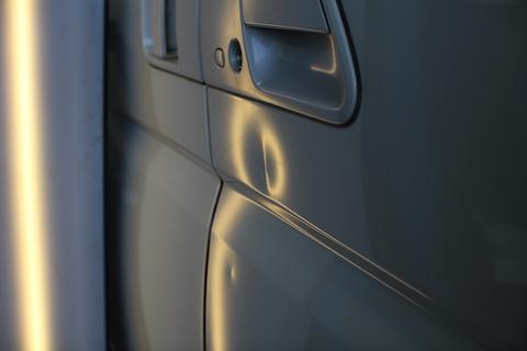 エルグランド 板金・塗装 フロントバンパー